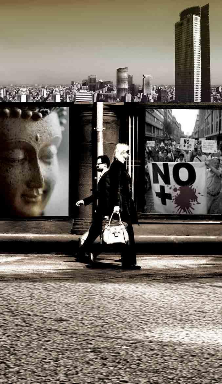 La cultura de consumo en la sociedad de méxico y la presencia del Budismo.