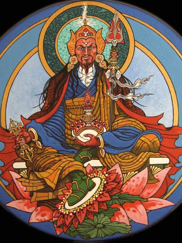Mantras (escrito, imagen y audio) - Centro Budista de la