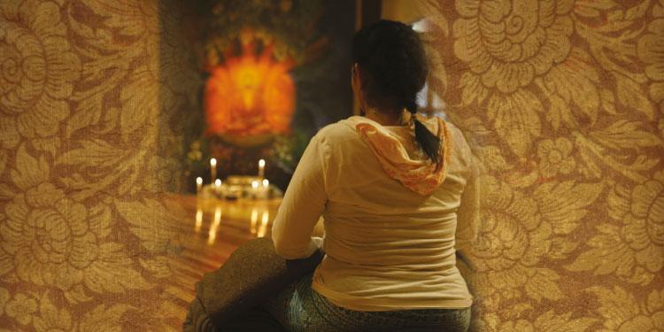 Día Especial de Meditación, en el puente de Marzo en los centros budistas de Roma y Coyoacán, Lunes 19 de Marzo 2018, a las 11:30 hrs.