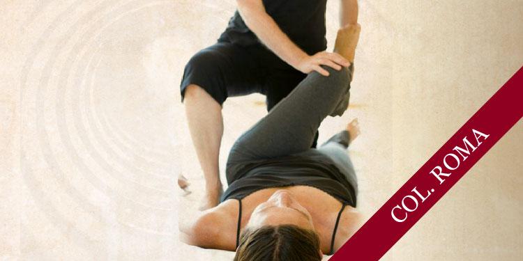 Taller de Yoga Terapéutica: Cervicales, Martes 17 de Abril 2018, a las 17:30 hrs.