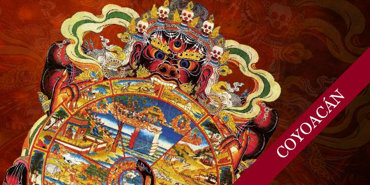 Curso Fundacional de Budismo y Meditación para Jóvenes: La Rueda de la Vida, Sábado 9 de Septiembre 2017, a las 11:30 hrs.