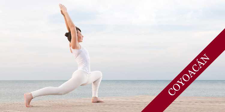 Curso de Yoga para Principiantes, Domingo 18 de Febrero 2018, a las 11:30 hrs.