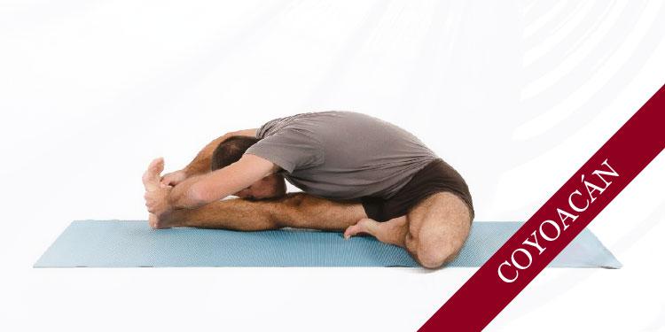 Taller de Yoga Terapéutica: Rodillas, sábado 31 de Marzo 2018, a las 12:00 hrs.