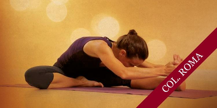 Taller Especial de Yoga: Profundizando en las posturas con flexiones al frente, Martes 28 de Noviembre 2017, a las 17:30 hrs.