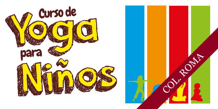 Curso de Yoga para Niños, Martes 24 de Abril 2018, a las 17:30 hrs.