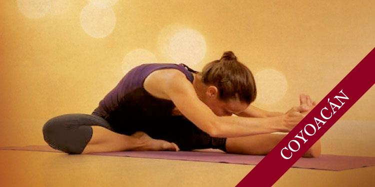 Taller Especial de Yoga: Profundizando en las posturas con flexiones al frente, sábado 26 de agosto, 2017, a las 11:30 hrs.