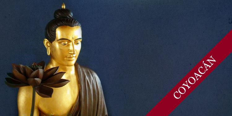 Curso Fundacional de Budismo y Meditación: El Budismo, su enseñanza y su práctica, Sábado 26 de Enero 2019, a las 11:30 hrs.