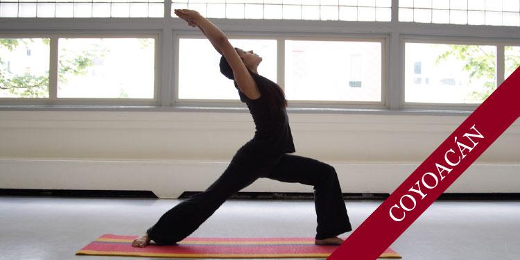 Curso de Yoga para Principiantes, Lunes 10 de Septiembre 2018, a las 19:30 hrs.