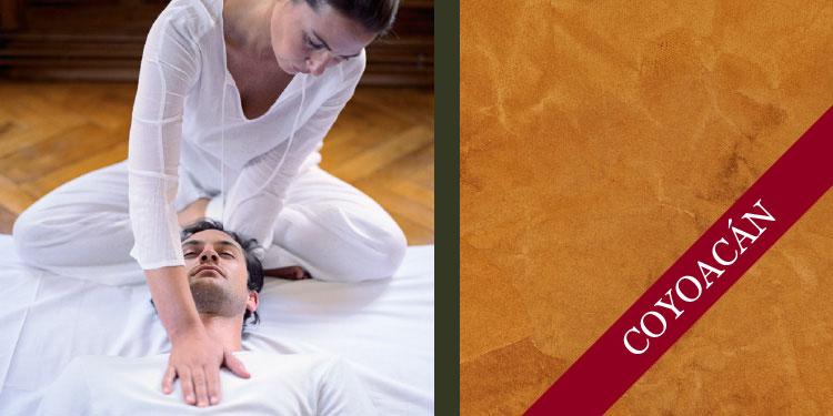 Curso de masaje oriental Shiatsu, Martes 6 de Febrero 2018, a las 17:30 hrs.