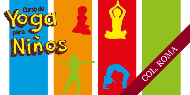Curso de Yoga para Niños, Martes 20 de Febrero 2018, a las 17:30 hrs.