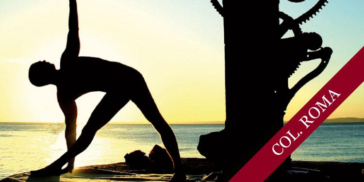 Curso de Yoga para Jóvenes, Lunes 17 de Julio 2017, a las 17:00 hrs.
