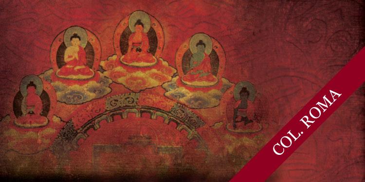 Cursos de Budismo y Meditación: El Mándala de los 5 Budas, Jueves 20 de Julio 2017, a las 10:30 hrs.