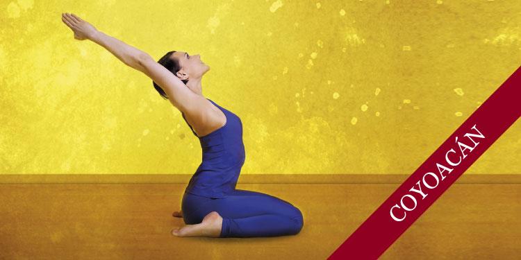 Taller de Yoga para la Mujer, Domingo 9 de septiembre 2018, a las 11:00 hrs.
