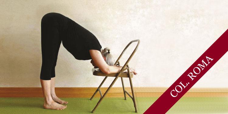 Taller especial los apoyos en la práctica de yoga: La Silla, Sábado 3 de Marzo 2018, a las 09:30 hrs.