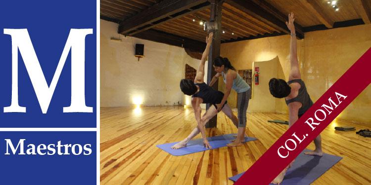 Curso Especial de Yoga para Maestros: Aprender a Enseñar:  Metodología de la Enseñanza, del 17 al 19 de septiembre de 12:00 a 16:00 hrs.