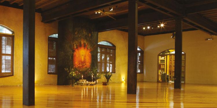Sesión de Meditación y Práctica, en Roma y Coyoacán, Viernes 25 de Agosto 2017, a las 19:00 hrs.