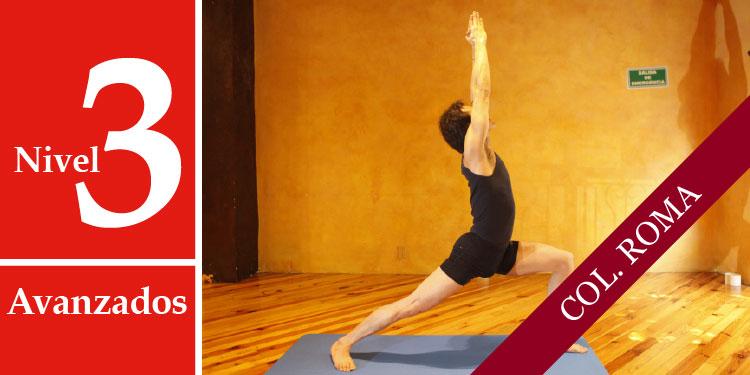 Cursos Intensivos de Profundización de Yoga Nivel III: Avanzados, Sábado 16 de Septiembre 2017, a las 11:30 hrs.