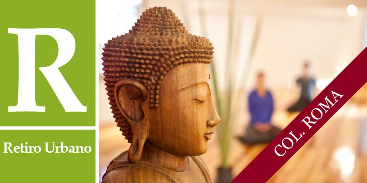 Retiro Urbano de Yoga, Budismo  y Meditación con el maestro  Dh. Dharmapriya