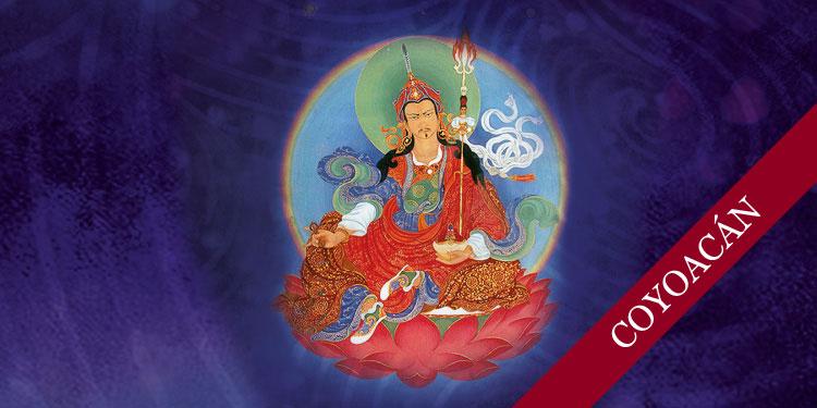 Noche de Meditación y práctica dedicada a Padmasambhava