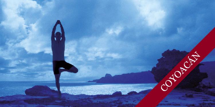 Curso de yoga: Buscando tu centro, en el Anexo del CBCM Coyoacán
