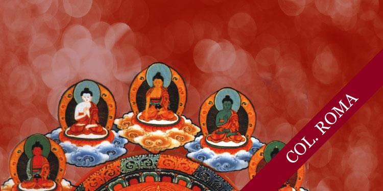 Curso de Budismo y Meditación: Explorando el Mándala de tu Vida, Jueves 30 de Noviembre 2017, a las 19:30 hrs.