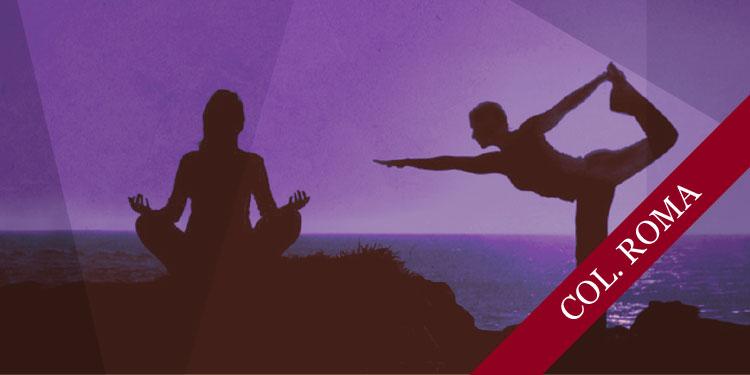 Curso por las tardes de Meditación y Yoga, Miércoles 8 de Noviembre 2017, a las 17:30 hrs.