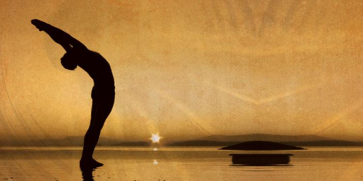 Clase Especial de Yoga, Saludos al Sol, en los centros budistas de Roma y Coyoacán, Miércoles 21 de Marzo 2018, a las 12:00 hrs.