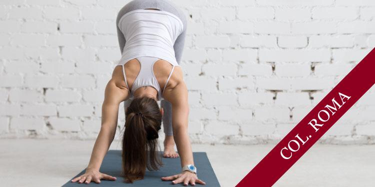 Taller de Yoga Terapéutica para Lumbares, Martes 3 de Abril 2018, a las 17:30 hrs.