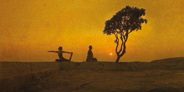 Retiro de Fin de Año de Yoga con Meditación Budista, del miércoles 27 al sábado 30 de diciembre, 2017