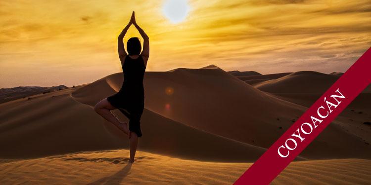 Curso de Yoga para Principiantes, Domingo 23 de Septiembre 2018, a las 11:30 hrs.
