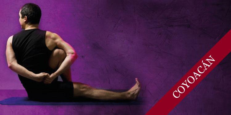 Taller Especial de Yoga: Torsiones, Flexiones y Relajación, Lunes 4 de Diciembre 2017, a las 19:30 hrs.