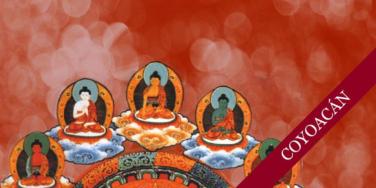 Taller de Budismo y Meditación: Explorando el Mándala de tu Vida, Sábado 13 de Enero 2018, a las 11:30 hrs.