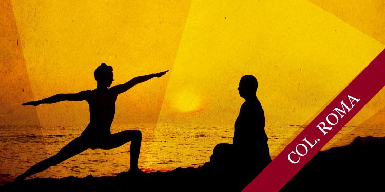 Curso por las tardes de Meditación y Yoga, Miércoles 29 de Agosto 2018, a las 17:30 hrs.