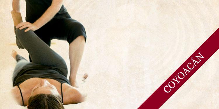 Taller de Yoga Terapéutica: Rodillas, Miércoles 18 de Abril 2018, a las 19:30 hrs.