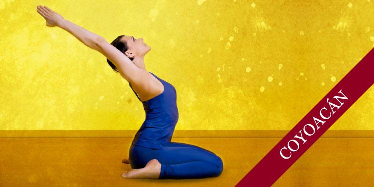 Taller de Yoga para la Mujer, Martes 15 de Mayo 2018, a las 19:30 hrs.