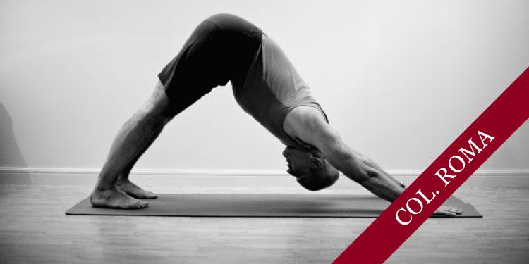 Curso de Yoga para Principiantes, Lunes 13 de Agosto 2018, a las 19:30 hrs.