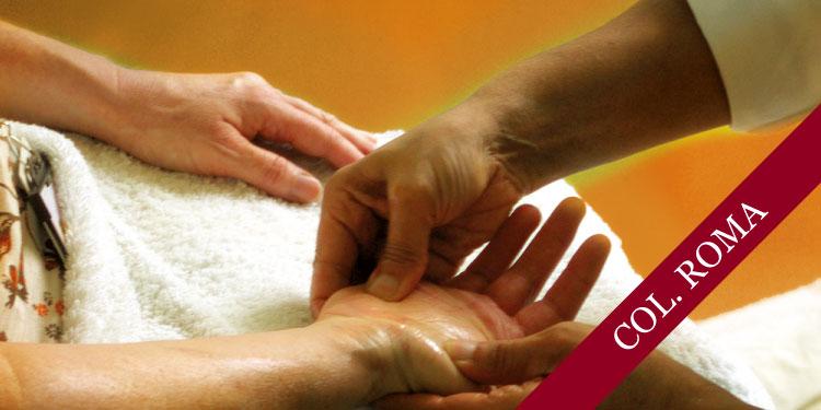 Curso de masaje oriental Shiatsu, Sábado 29 de Septiembre 2018, a las 12:00 hrs.