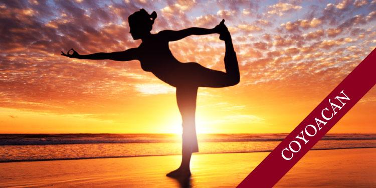 Taller de Yoga para la Mujer, Viernes 6 de Julio 2018, a las 19:30 hrs.