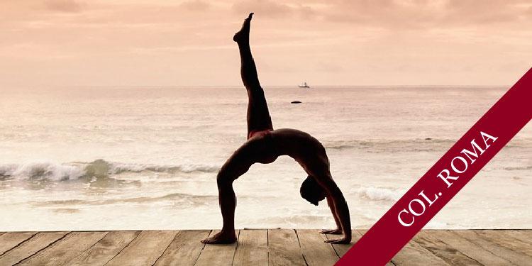 Curso de Yoga para Principiantes, Domingo 26 de Agosto 2018, a las 11:30 hrs.