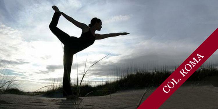 Curso de Yoga para Principiantes, Lunes 17 de Septiembre 2018, a las 19:30 hrs.