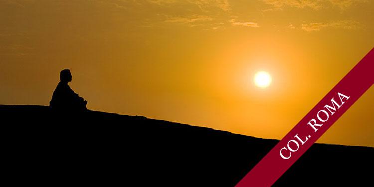 Curso Fundacional de Meditación Budista: Samatha y Vipassana, Tranquilidad y Percatación, Jueves 25 de Abril 2019, a las 19:30 hrs.