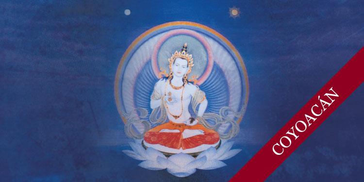 Noche de Meditación y Práctica dedicada a Vajrasattva, Miércoles 31 de Octubre 2018, a las 19:00 hrs.