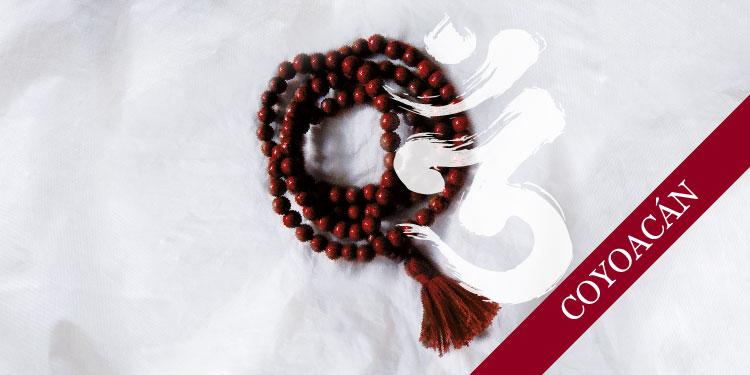 Taller de Meditación con Malas y Mantras, domingo 9 de diciembre 2018, a las 11:30 hrs.