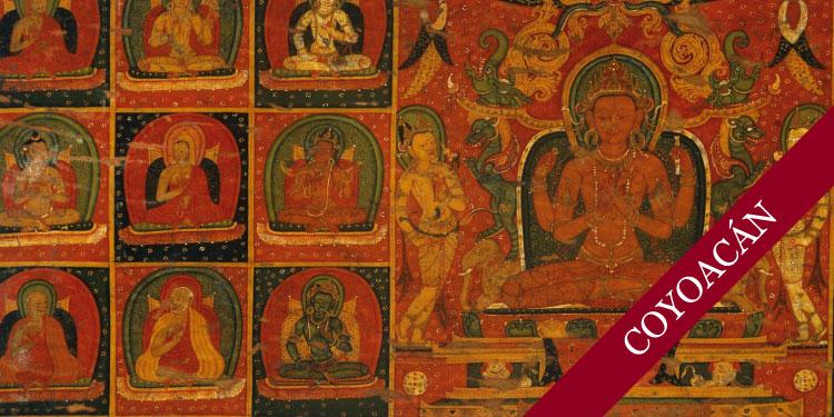 Charla de Filosofía y Práctica Budista: El Sutra del Corazón, Miércoles 27 de Febrero 2019, a las 17:30 hrs.